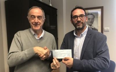 Éxito del programa de apadrinamiento a organizaciones de la Fundación VINCI España