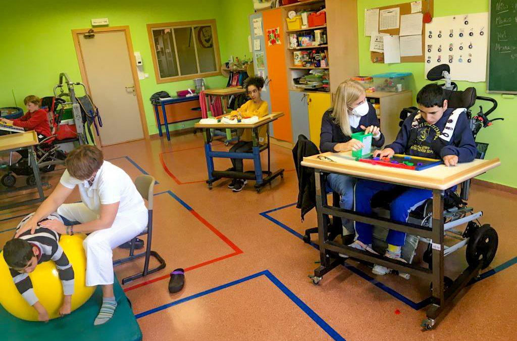 Reforma y adecuación de espacios para un colegio de educación especial